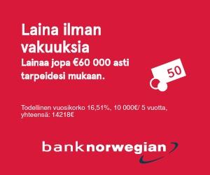 Joustava laina on 98% tapauksissa halvin!
