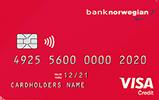 Norwegian Visa luottokortti kokemukset kympin tasoa