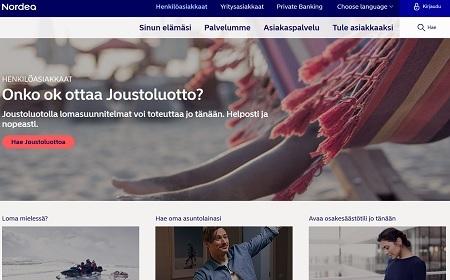 Nordea joustoluotto ja lainat kokemuksia